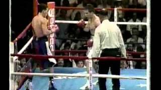 Julio Cesar Chavez VS Hector Camacho. Date:1992-09-12