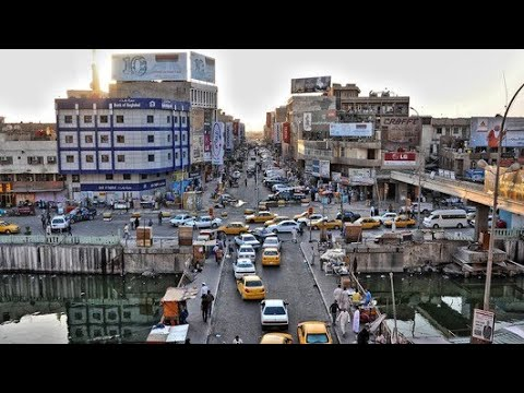 Basrah City Iraq