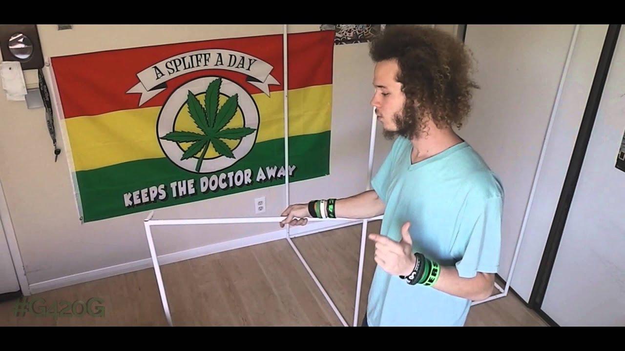 sc 1 st  YouTube & Indoor Grow Tent Setup Full Length - YouTube