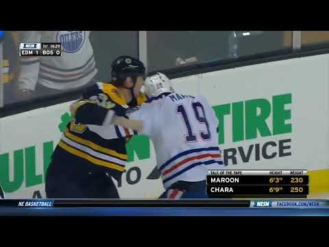 Zdeno Chara Biggest Hits/Fights [HD]