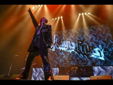 Judas Priest Breaking the Law Mexico 2015