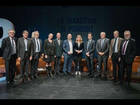Etude Rifkin Luxembourg: Troisième Révolution Industrielle, la transition se poursuit