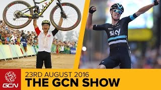 Could Sagan Have Won Gold? Road Vs MTB! The GCN Show Ep. 189