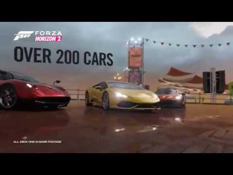 Forza Horizon 2 Nero Satisfy
