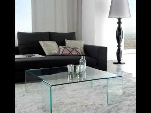 Decorar con muebles transparentes de cristal y metacrilato - Muebles de metacrilato ...