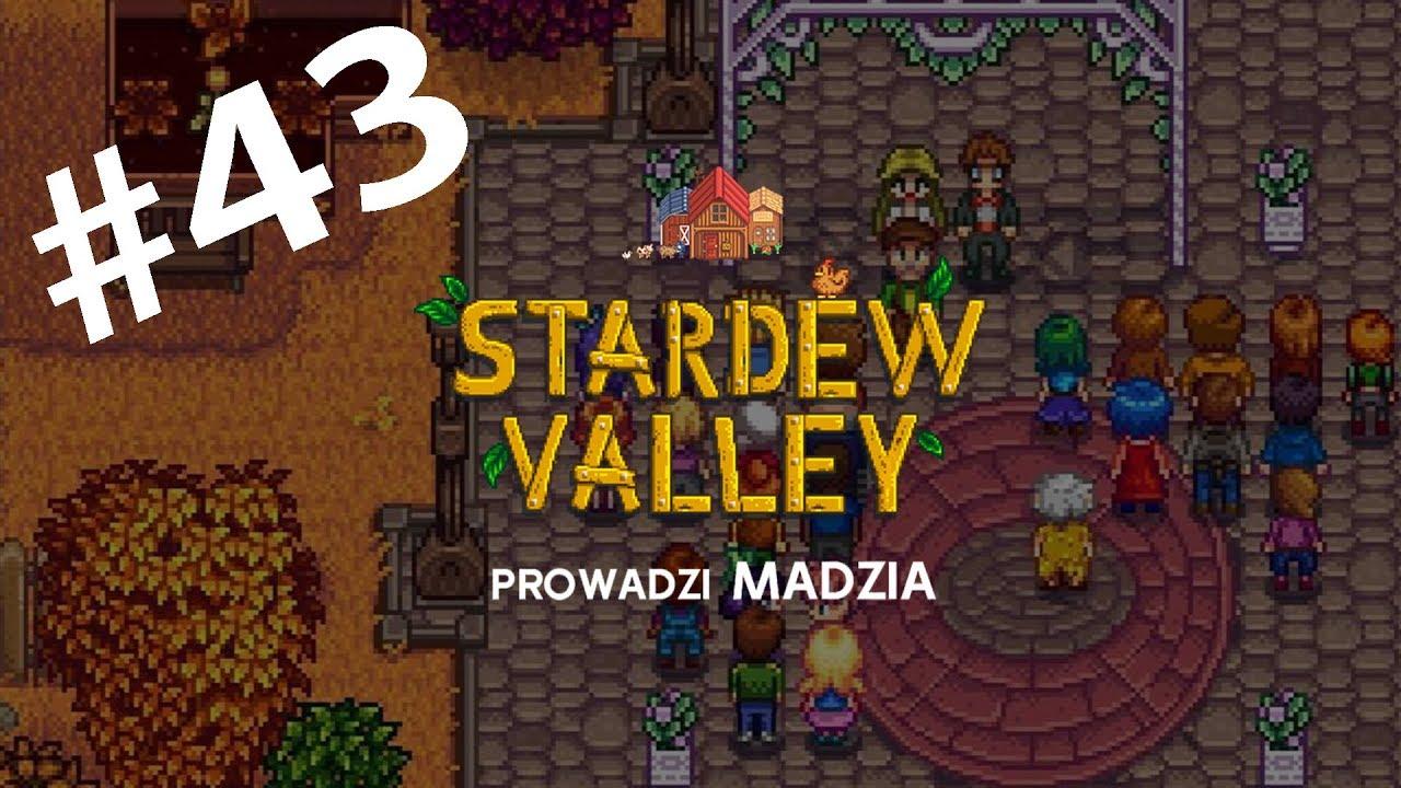 Stardew Valley #43 – Ślub i skończona kopalnia