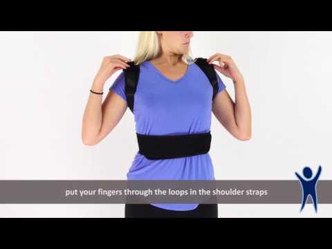 comfymed-posture-corrector-cm-pb16-instruction-video