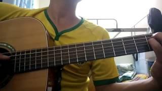 Một trái tim một tình yêu - ( Guitar cover by Pham Giang)
