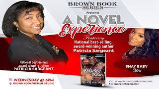 Award Winning and National Bestselling Author Patricia Sargeant  | S2 EP8