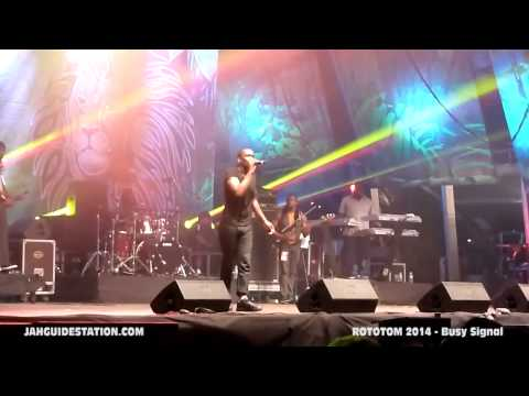 The Busy Signal Experience Live From Rototom Sunsplash 2014
