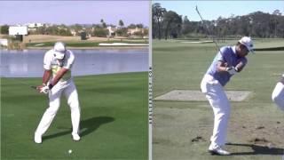 Swing Analysis - Hideki Matsuyama