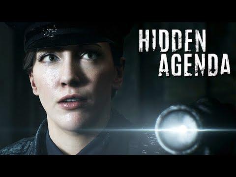 Hidden Agenda Gameplay German #01 - Sein Name ist Trapper