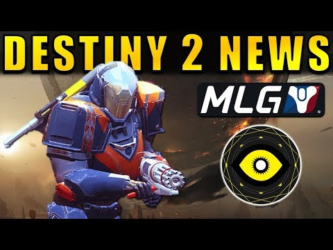 Destiny 2 News: TRIALS CHANGES! E-Sports Coming? Public Test Realm!
