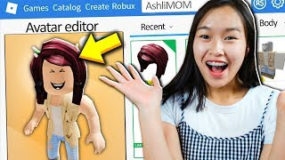 ROBLOX MAKING MY MOM an ACCOUNT!!
