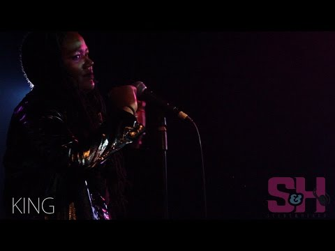 KING - Love Song (LIVE at The Lyric Theatre)