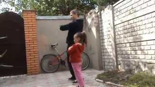 урок танцев для детей 30.09.15г