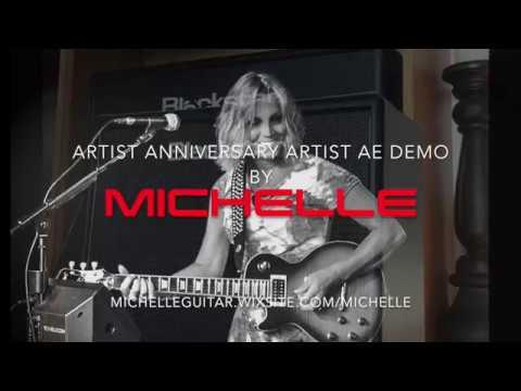 BLACKSTAR Anniversary 10W Artist with Michelle Taylor