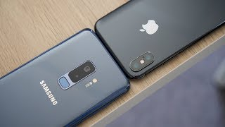 Samsung Galaxy S9+ vs iPhone X Camera Comparison (Which Is Better?)