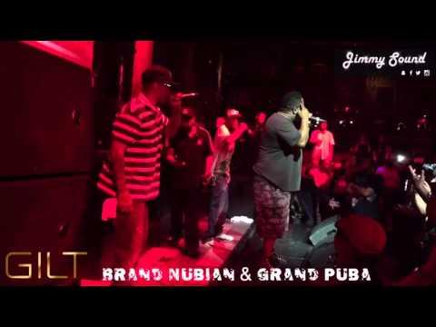 Brand Nubian & Grand Puba live