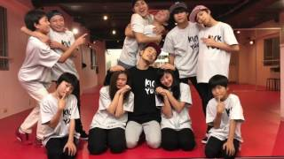 dance factory df world 2017 move on への努力と笑いの道のり 2016 12 2017 1