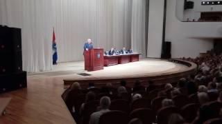 Меркушкин: Это вы сами сделали так, что мы для народа ничего не сделали
