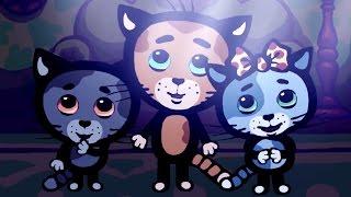 Звёздочка: Колыбельная - теремок тв: песенки для детей - Три котенка: Считалочки