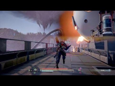The Surge 2 The Kraken PlayStation 4 pro 4k hdr |