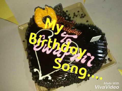 My birthday songt by singer raj patil.