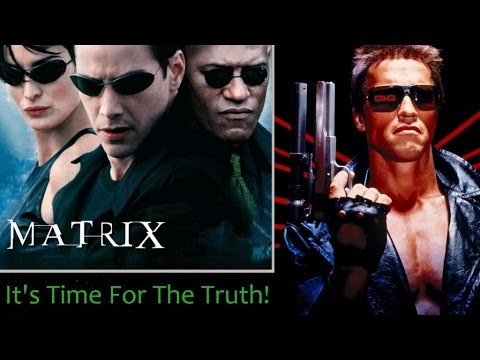 Matrix/Terminator Huge Scandals! (Black Female Author Sues, Wins!)