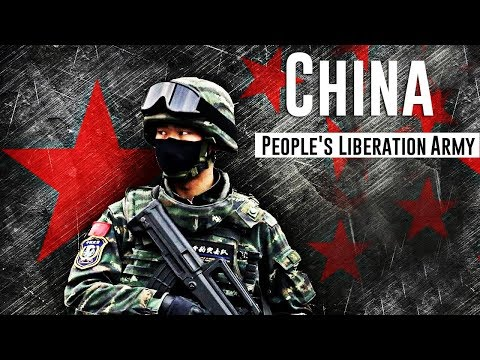 Chinese Military Power 2018 • People's Liberation Army / We are ready..