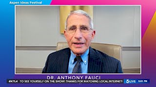 A COVID-19 vaccine may not be enough to stop the spread of the virus, says Dr. Anthony Fauci