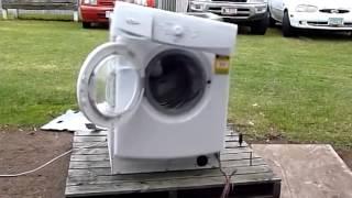 Washing Machine Harlem Shake