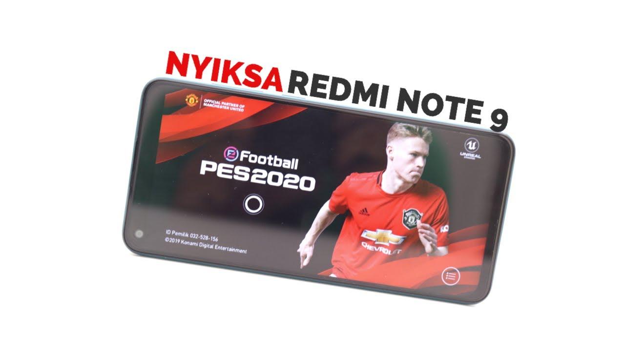 Katanya Jawara? 😕  - Gaming Tes Nyiksa Redmi Note 9