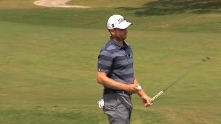 Highlights   John Merrick and Martin Flores lead with 65's at Panama
