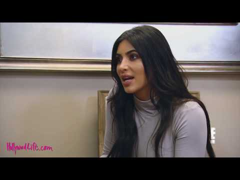 Kim & Kendall Watch Khloe Fix Her Stretch Marks - KUWTK Preview