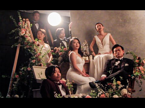Weddinghk X《囍雙飛》 拍攝花絮