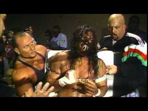 Sabu ECW Theme 1995-1998: Little Crazy by Fight