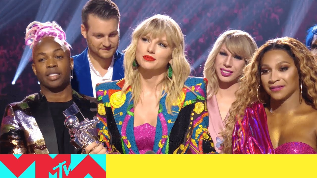 Taylor Swift Wins Video of the Year | 2019 Video Music Awards