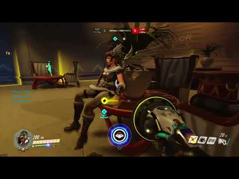 [Best LoL] LOL TRACER! - Overwatch Funny & Epic Moments 231 - Highlights Montage