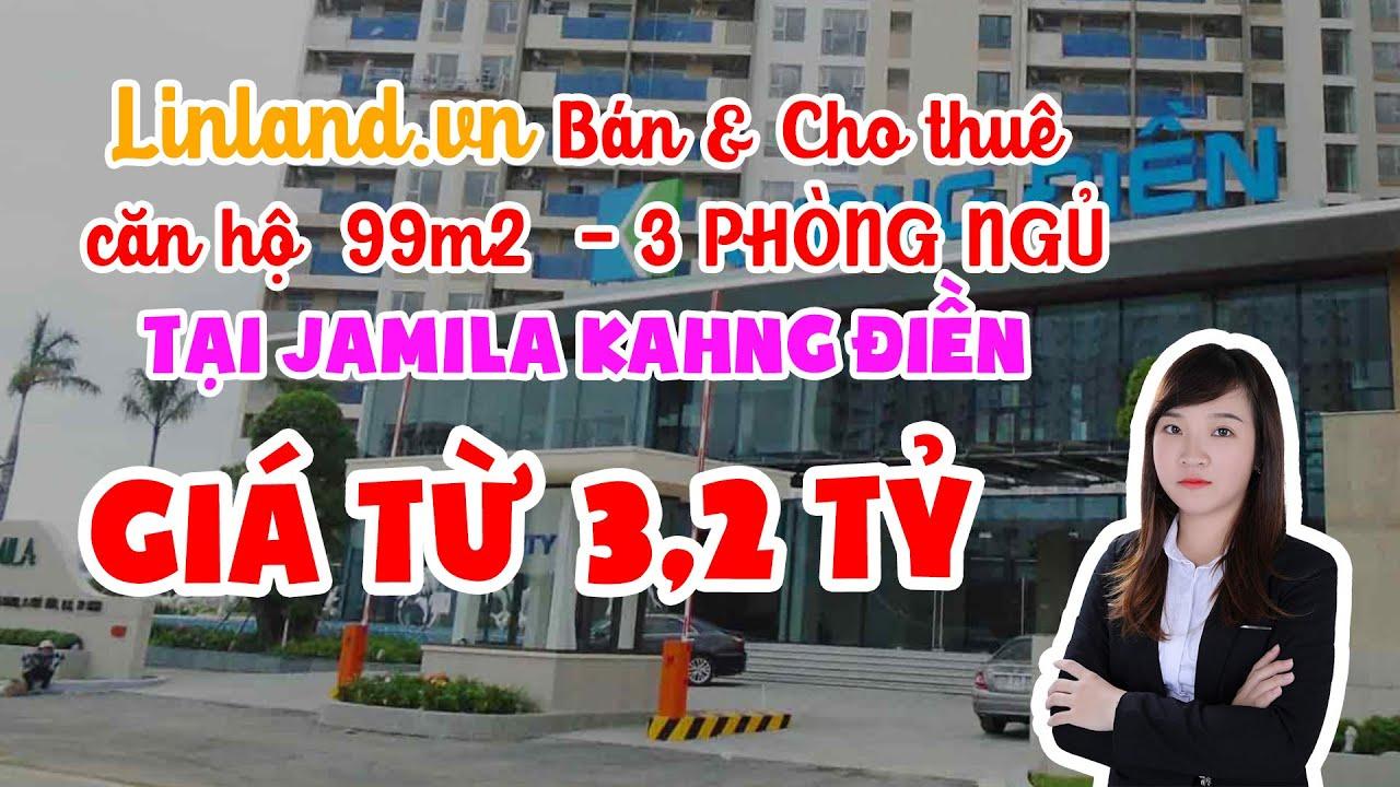 Căn hộ Bán 3 Phòng Ngủ (3PN) tại Jamila Khang Điền quận 9