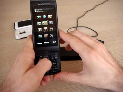 Sony Ericsson Aino Cellulare-Magazine.it (Eng)