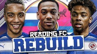 REBUILDING READING!!! FIFA 18 Career Mode