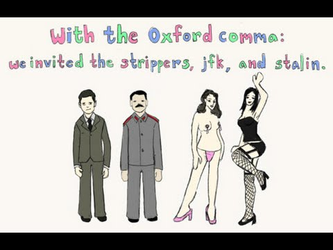 Teacher Uses Strippers, Stalin, And JFK To Teach Grammar