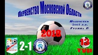 Скачать ФК Дмитров 2 1 ФСК Долгопрудный 2005