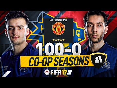 HASHTAG UNITED 100-0 CO-OP SEASONS w/ HASHTAG HARRY! S1:E3