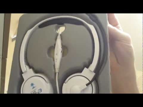 TURTLE BEACH Official Wii U Headset UK First Look