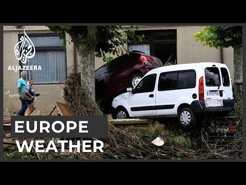 Europe Weather: Deadly Storms Hit France, Italy And Greece