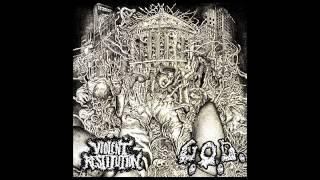 "Grotesque Organ Defilement / Violent Restitution split 7"" (full G.O.D. side)"