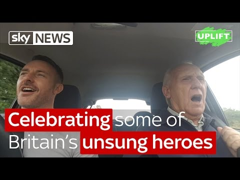 Celebrating some of Britain's unsung heroes
