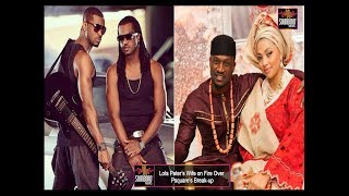 Lola Peters Wife on Fire Over Psquares Break up